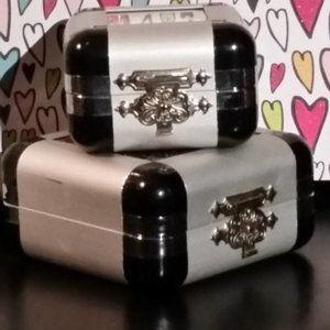 Mini Trunks for Trinkets & Jewelry